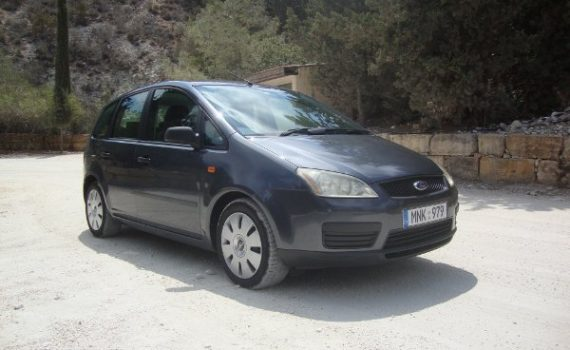 Car for sale in Paphos Cyprus : Ford C Max