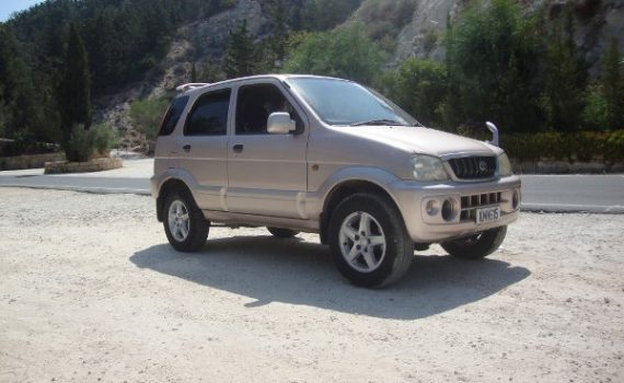 Car for sale in Paphos Cyprus :Toyota Cami